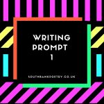 SBP Writing prompt image